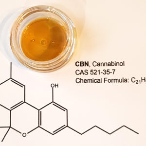 70% CBN Distillate - Cannabis - Extractions - Czechia