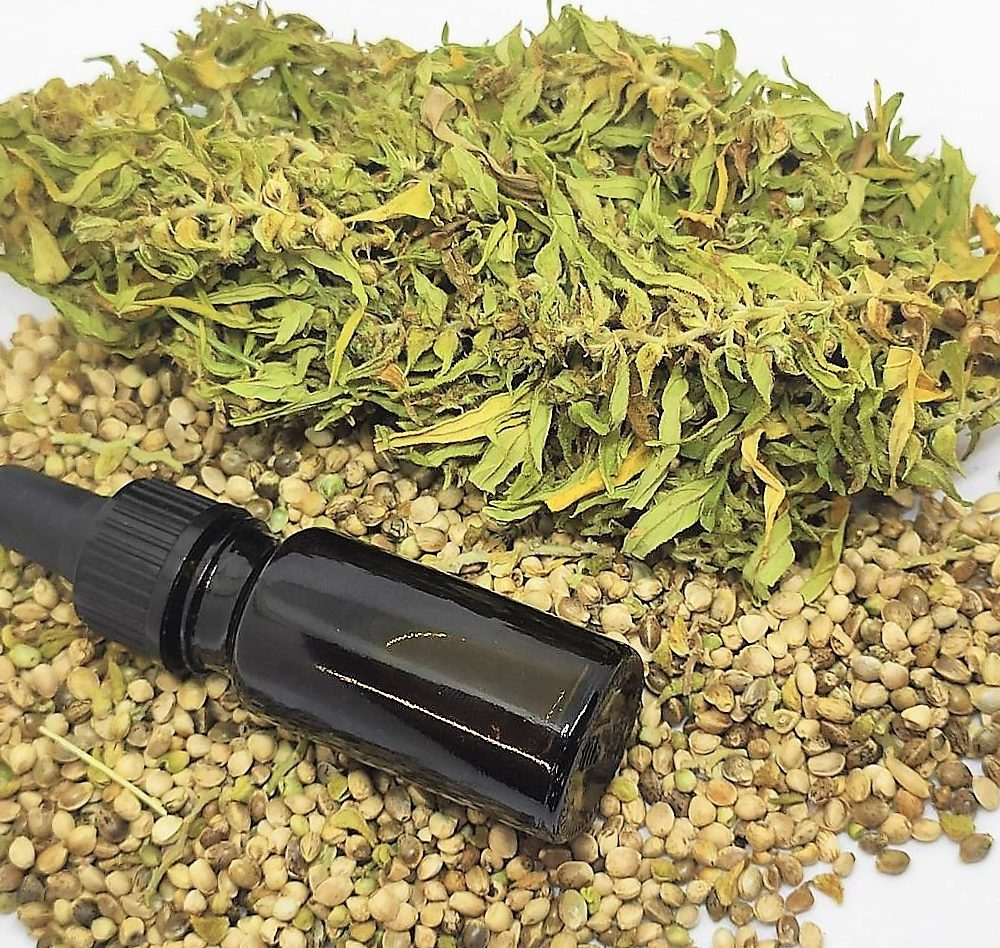 CBD OIL 10% at MCT Oil <0,2% - Cannabis - Oils - Germanyimage
