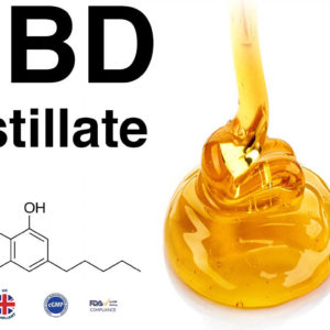 GMP *CBD* Distillate 79% - USA HEMP - SHIPS FROM UK & EUROPE!! - Cannabis - Extractions - United States